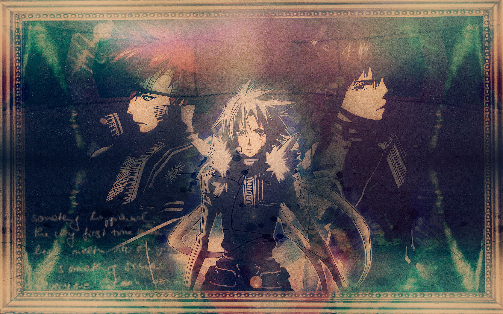 High resolution D.Gray-man hd 1680x1050 background ID:26848 for desktop