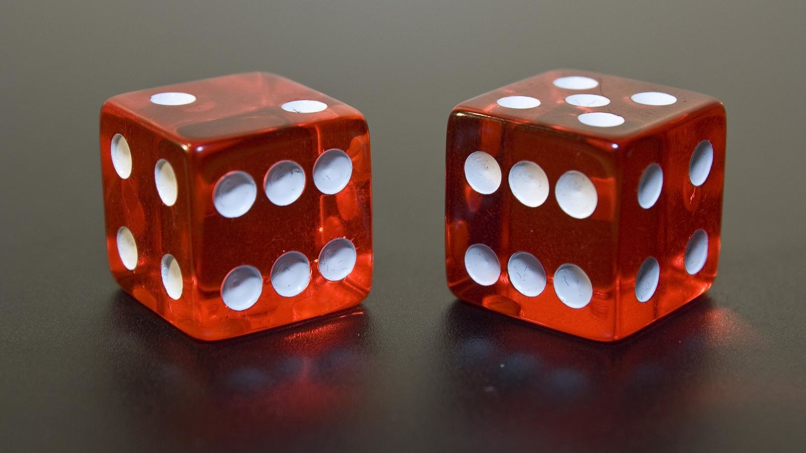 High resolution Dice hd 1600x900 background ID:423168 for desktop