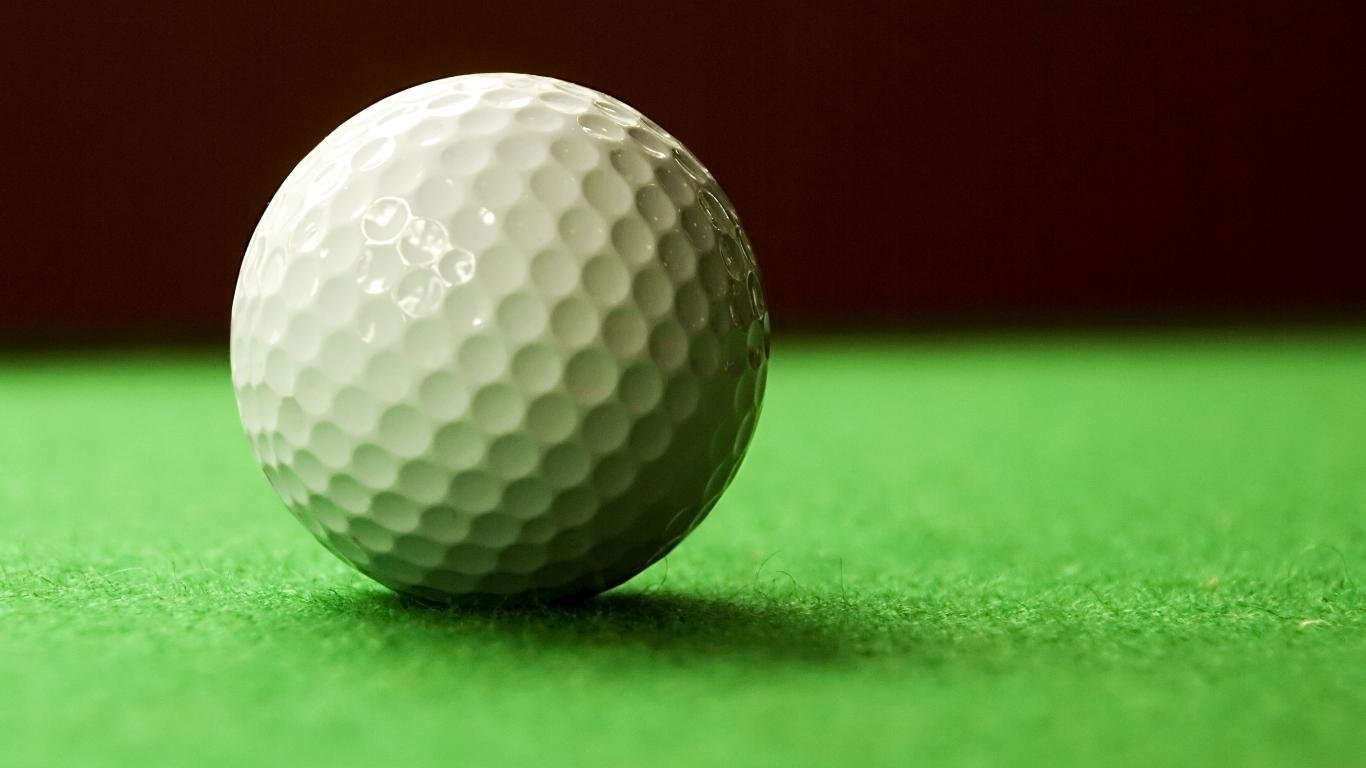 Awesome Golf Free Wallpaper Id133258 For Hd 1366x768 Pc