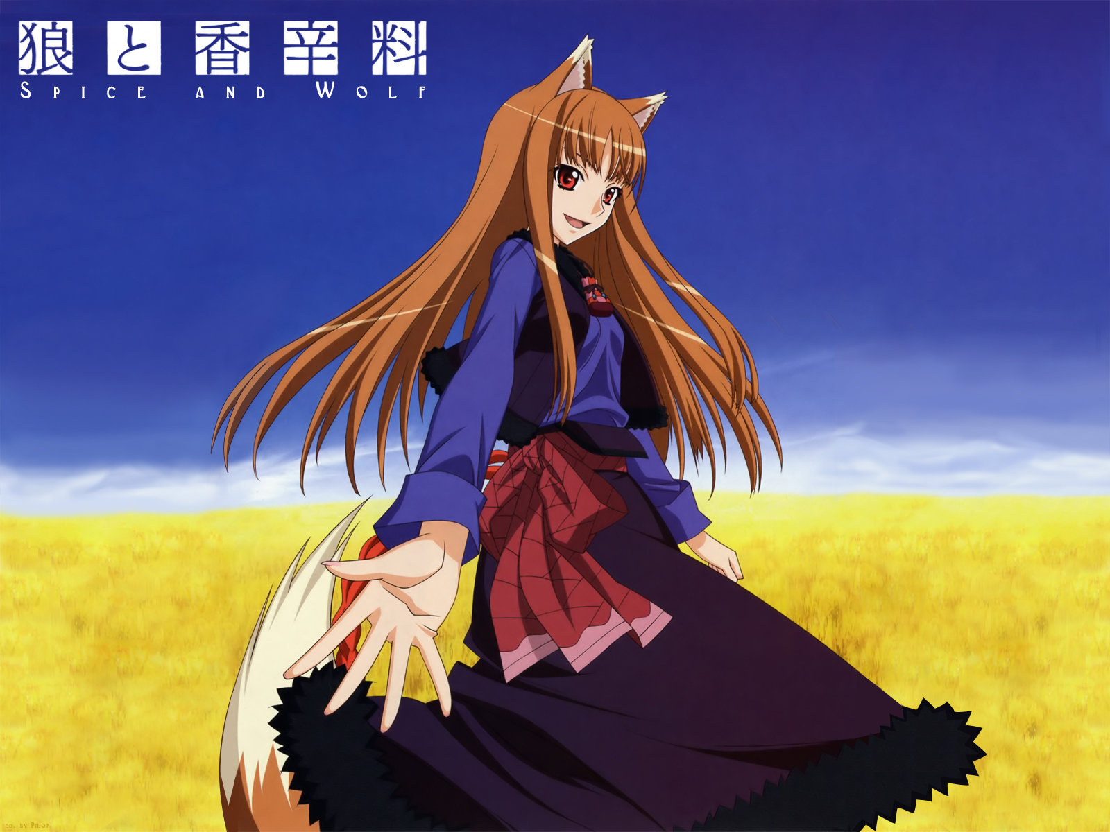 Best Holo (Spice & Wolf) wallpaper ID:399814 for High Resolution hd 1600x1200 desktop