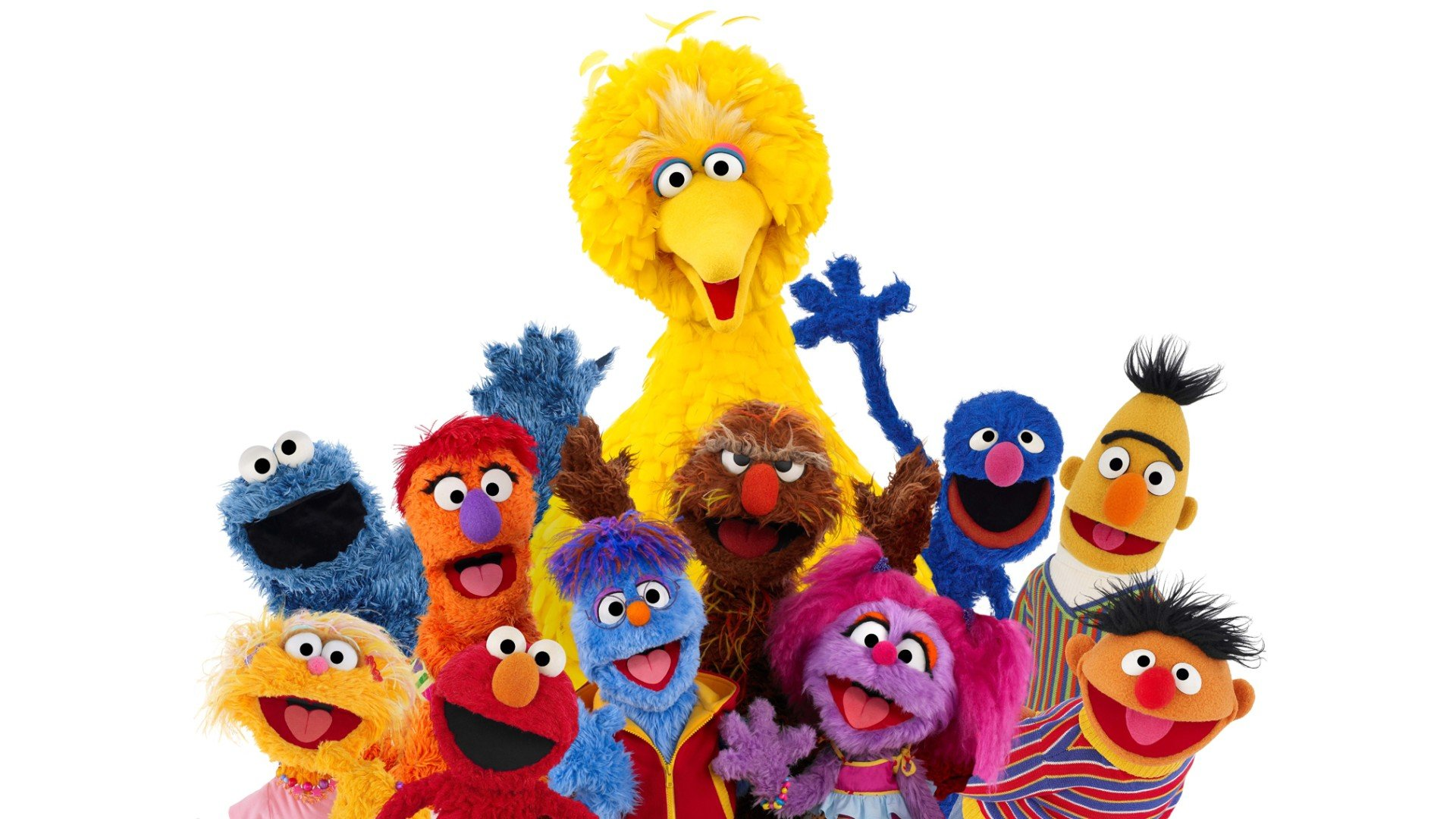 Download Full Hd 1080p Sesame Street Desktop Wallpaper ID62193 For Free