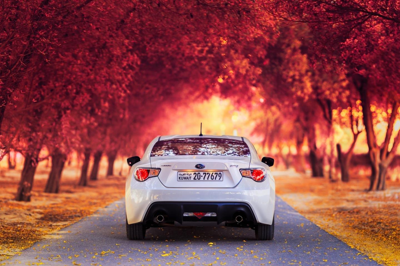 Subaru BRZ wallpapers HD for desktop