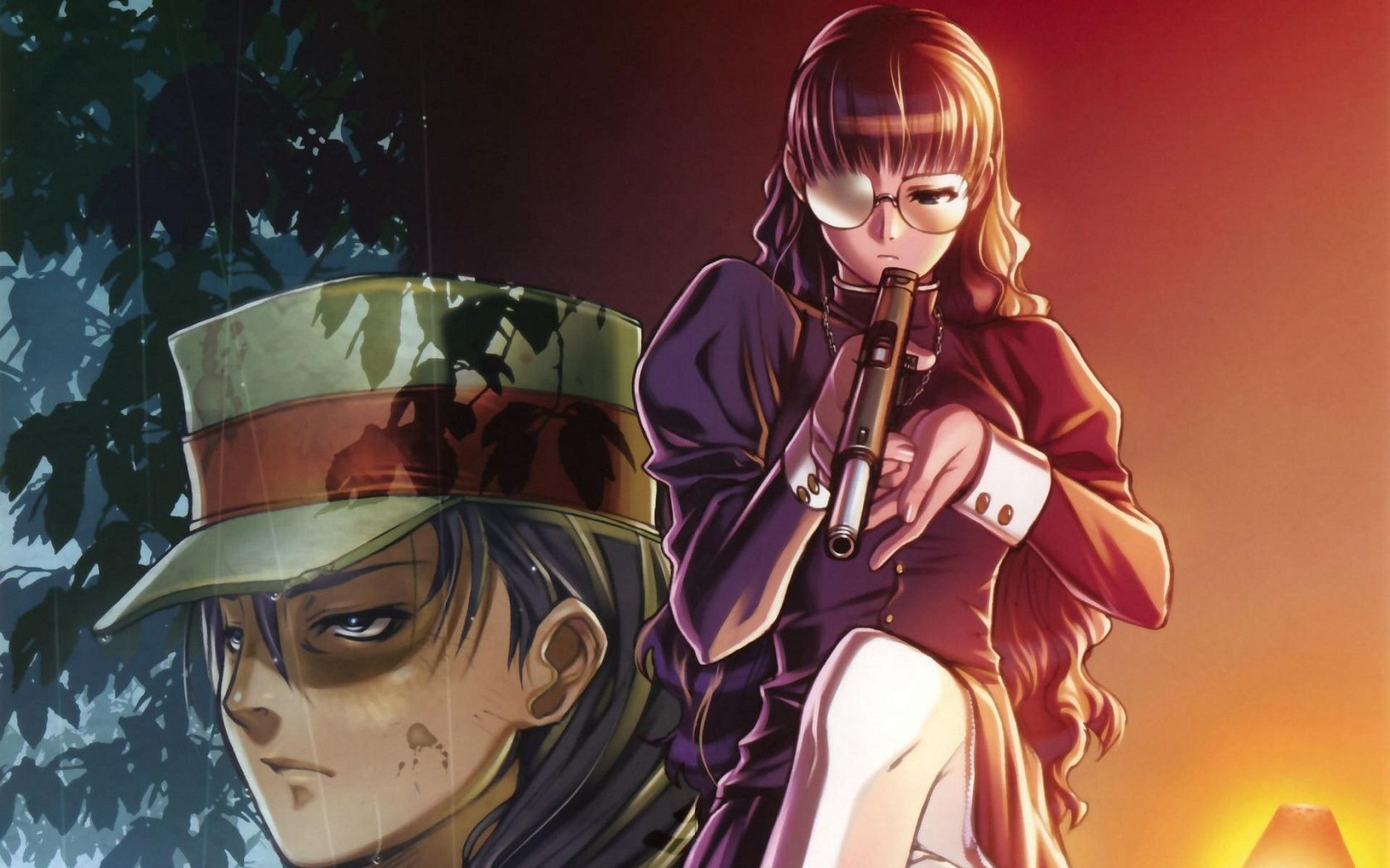 Free Black Lagoon high quality wallpaper ID:113658 for hd 1680x1050 desktop