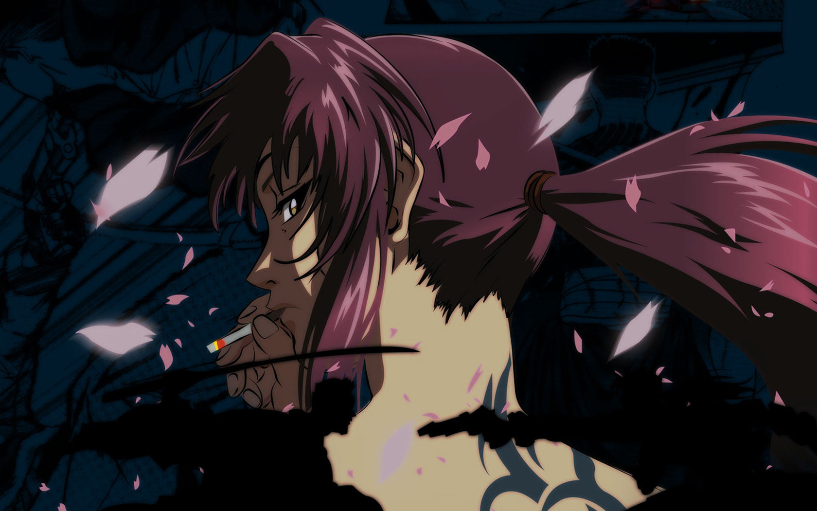 Free Revy (Black Lagoon) high quality background ID:113641 for hd 1680x1050 desktop