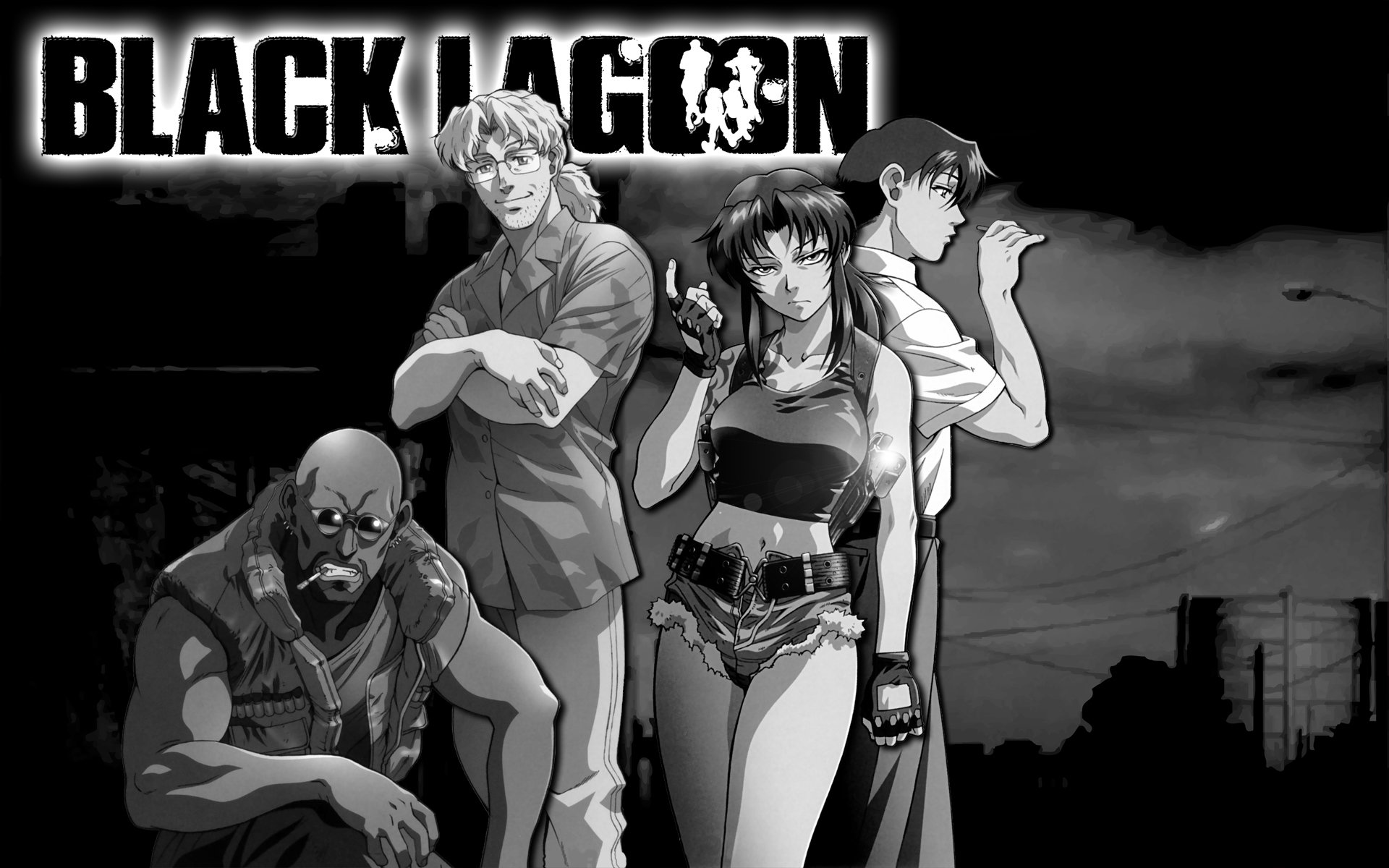 Free Revy (Black Lagoon) high quality wallpaper ID:113624 for hd 1920x1200 computer