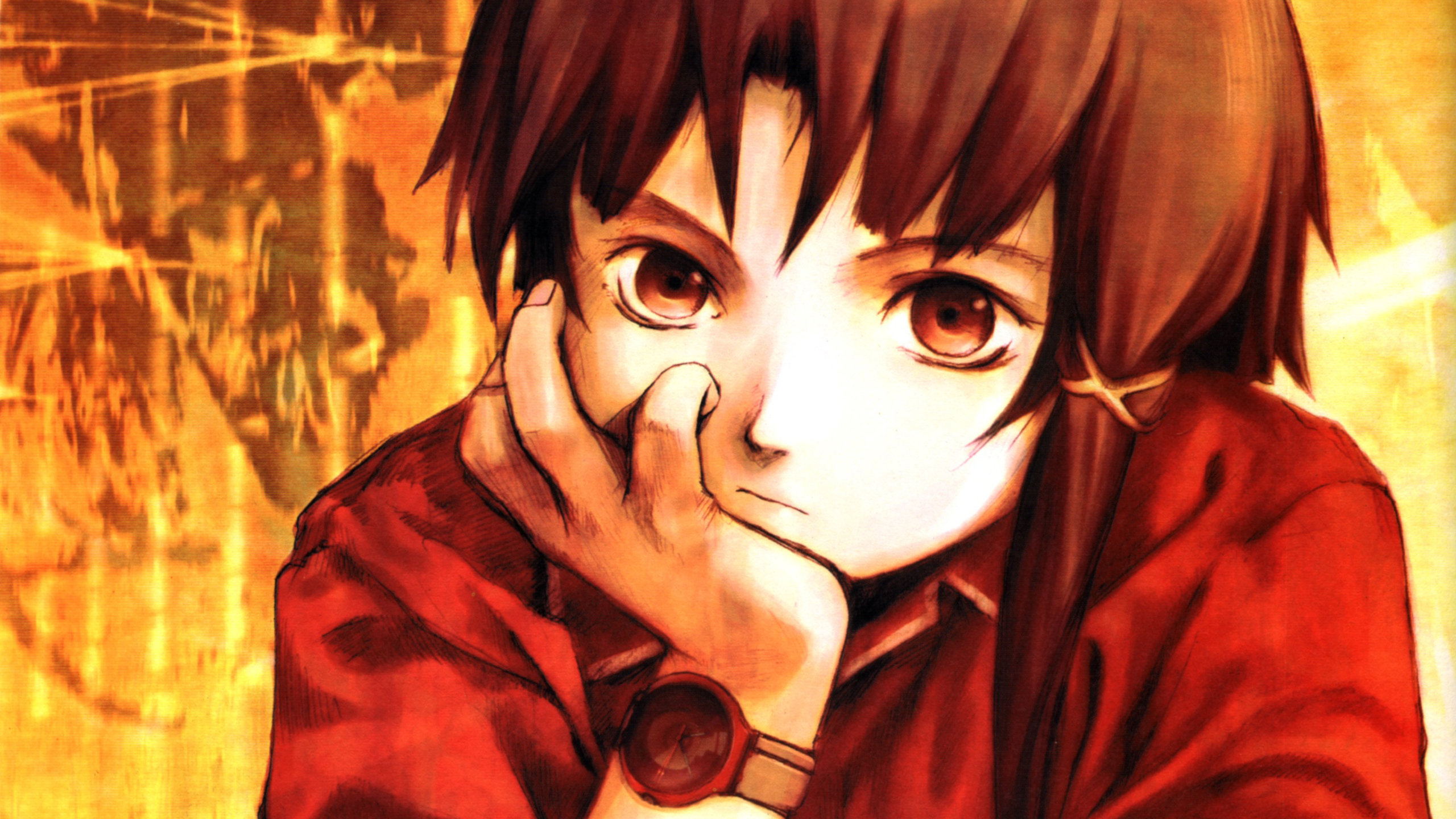 Free download Serial Experiments Lain wallpaper ID:127922 hd 2560x1440 for desktop