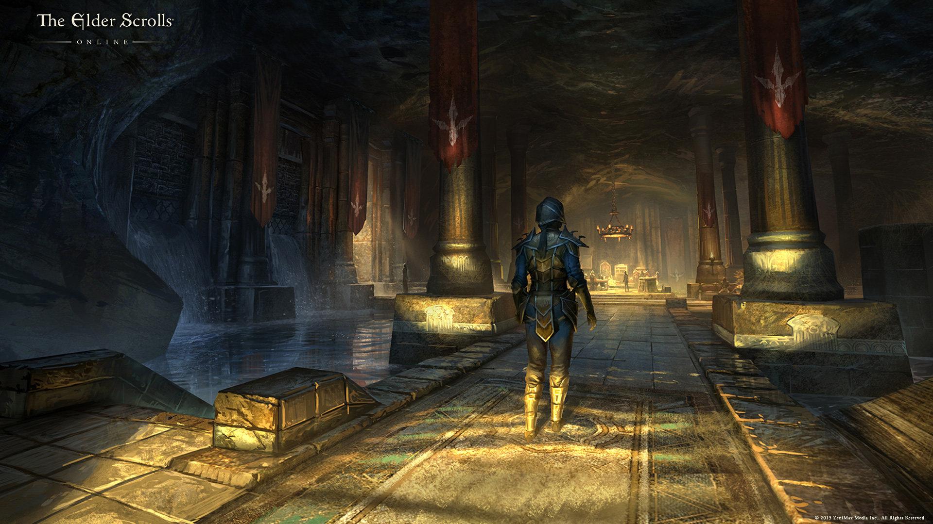 the elder scrolls online pc free download