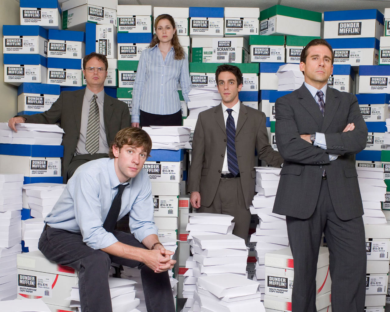 Free The Office (US) high quality wallpaper ID:45967 for hd 1280x1024 computer