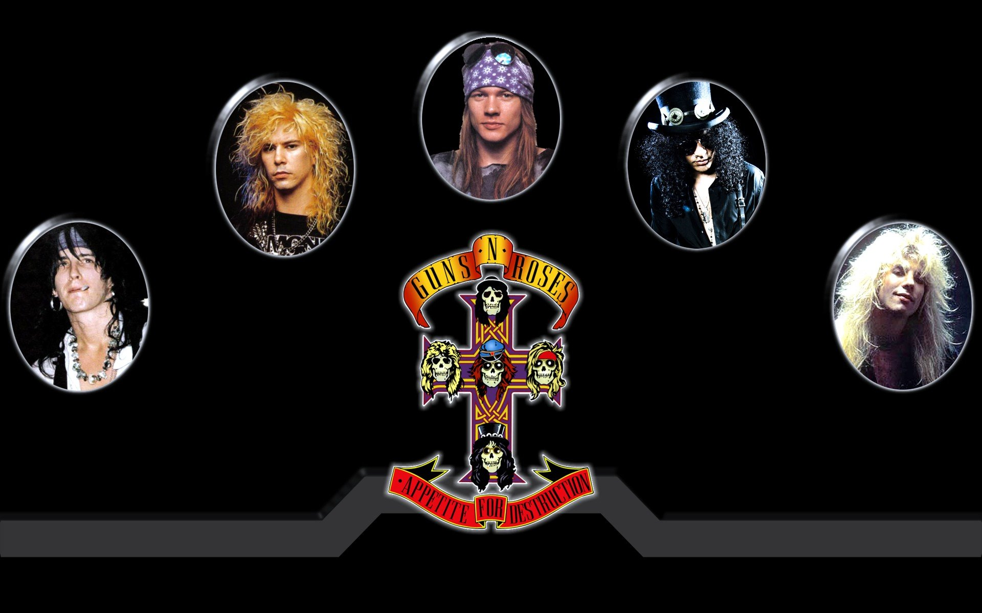 Guns N Roses Wallpapers HD For Desktop Backgrounds
