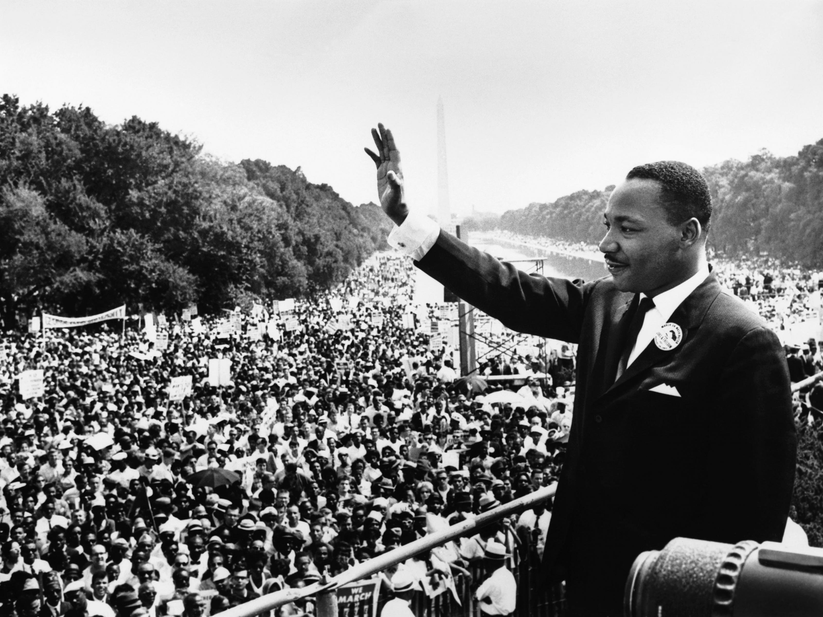 Best Martin Luther King Jr background ID:69980 for High Resolution hd 3200x2400 PC