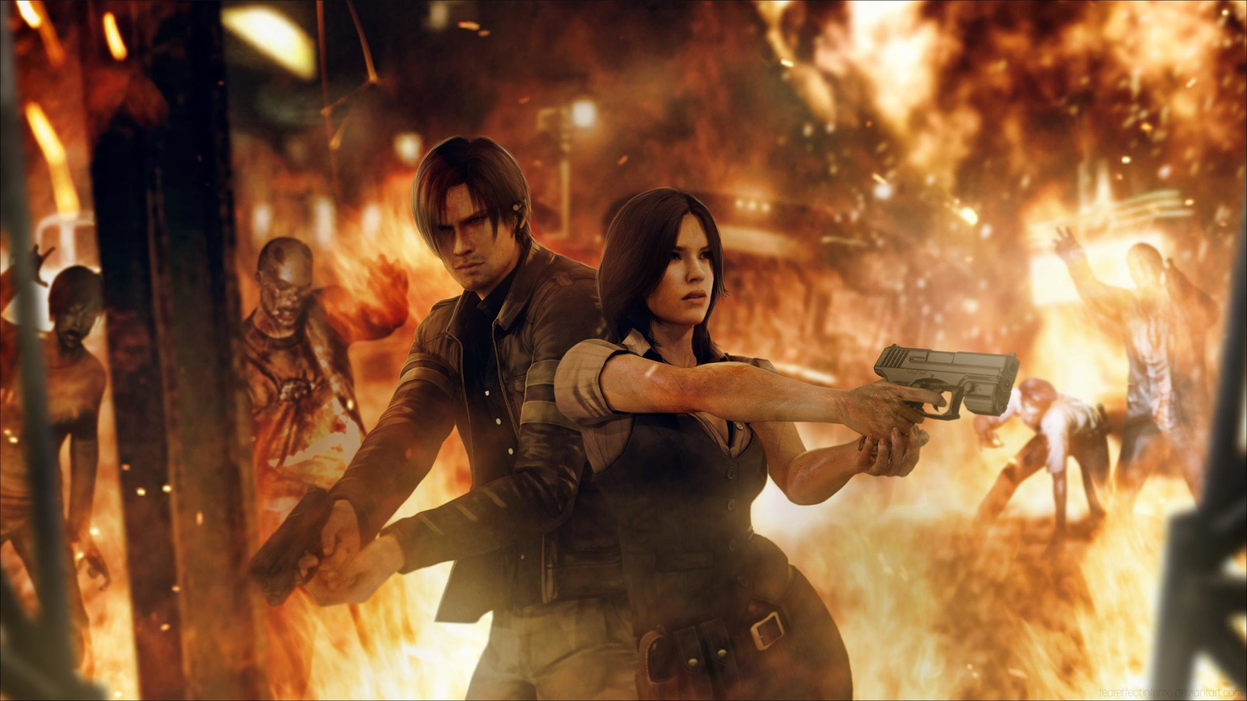 Resident Evil 6 Wallpapers Hd For Desktop Backgrounds