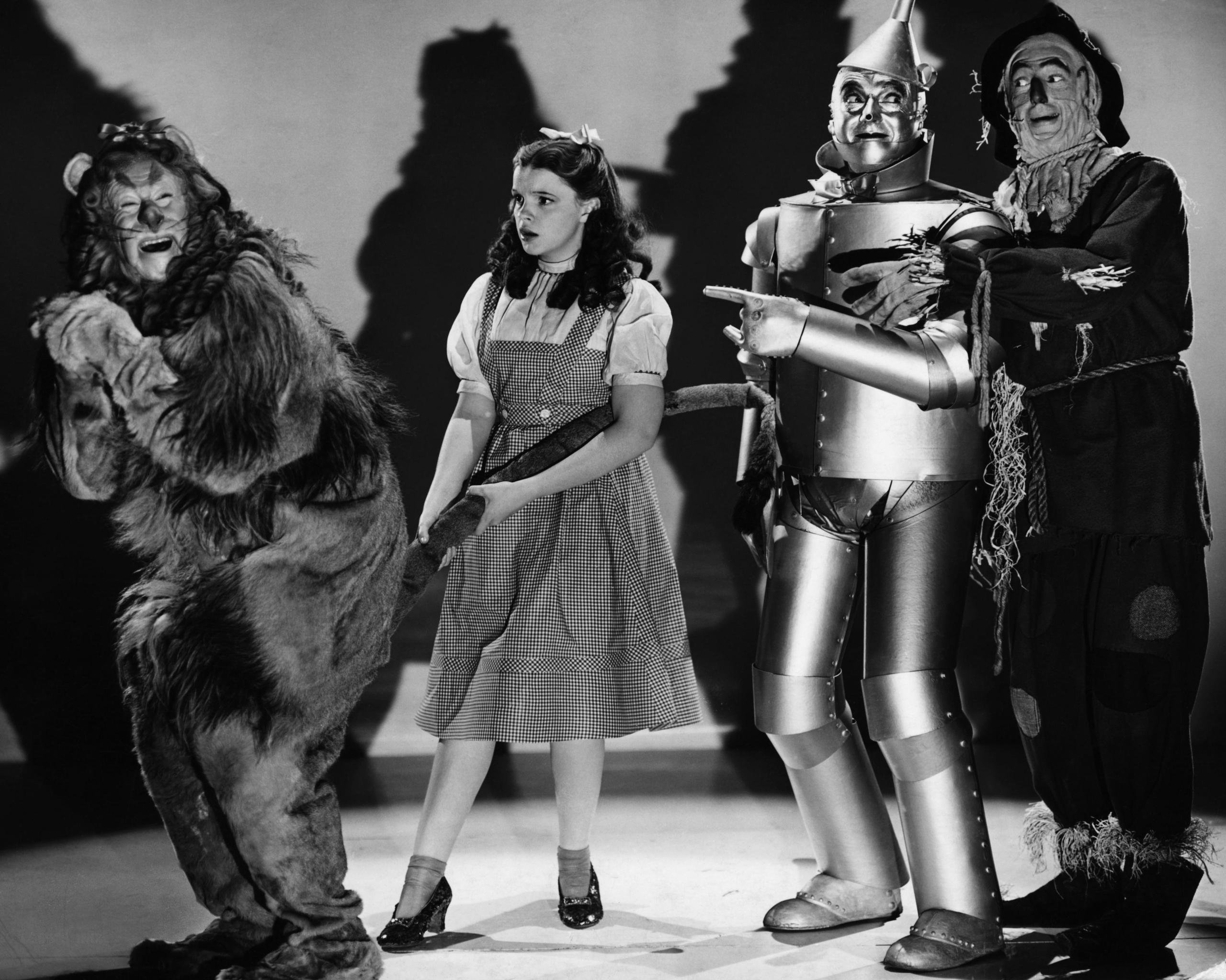 The wizard of oz wallpapers hd for desktop backgrounds - The wizard of oz hd ...