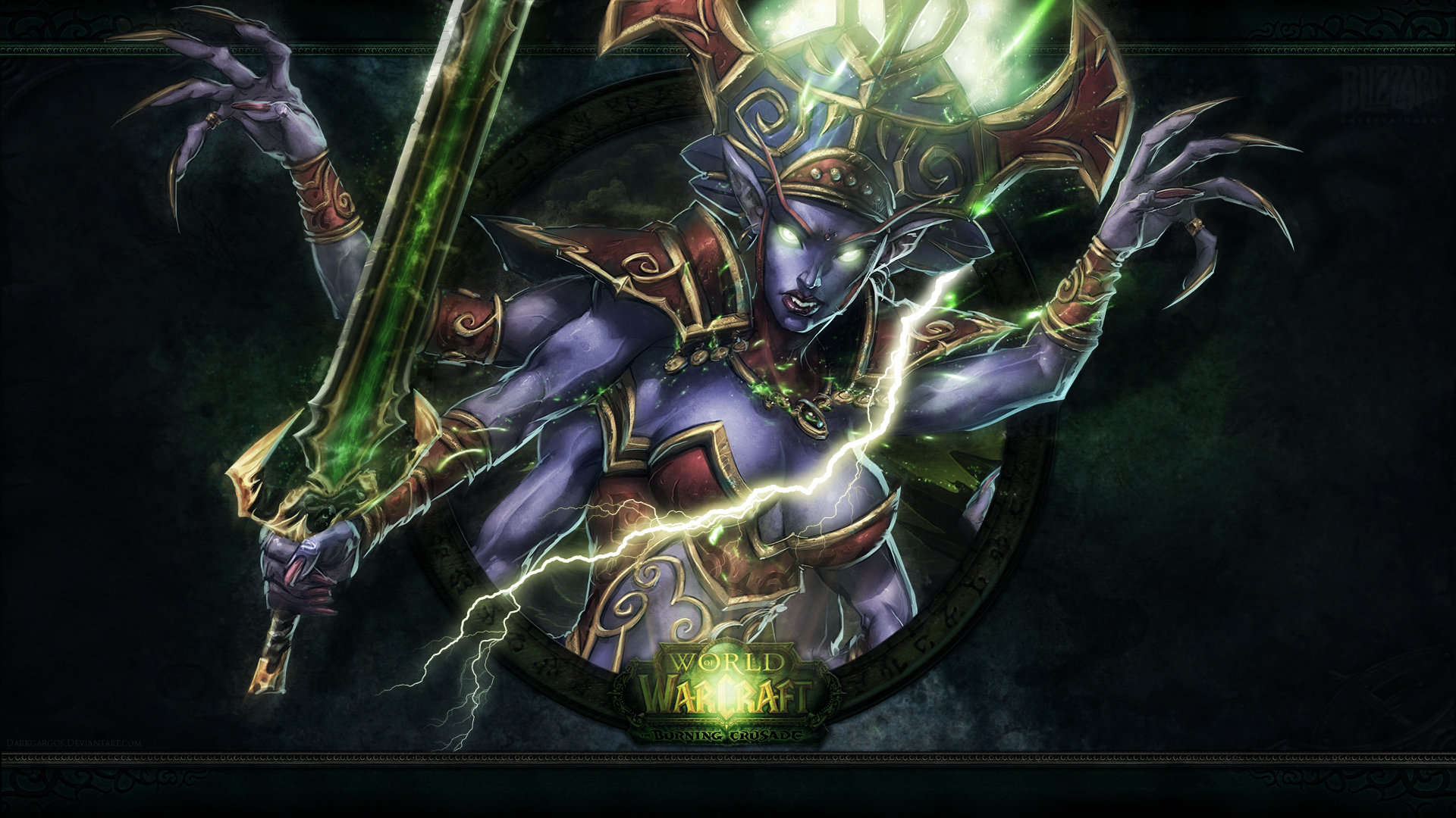 World Of Warcraft The Burning Crusade Wallpapers Hd For