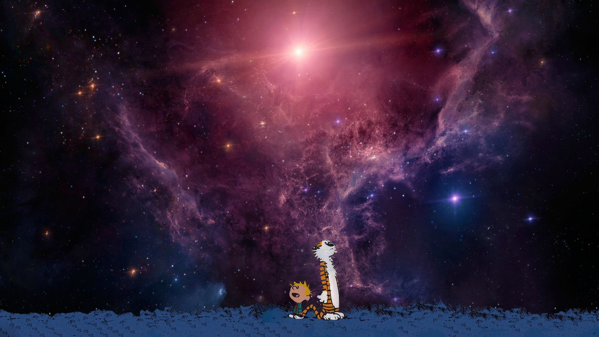 Awesome Calvin And Hobbes Free Wallpaper Id211468 For Full