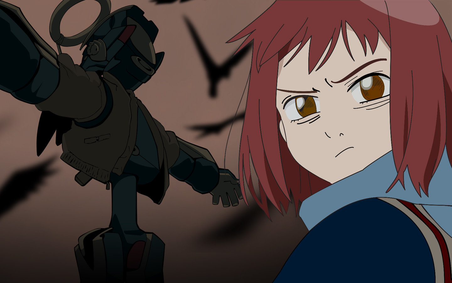 Best FLCL background ID:339579 for High Resolution hd 1440x900 PC