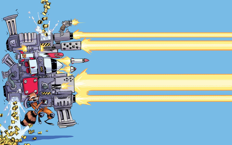 Rocket Raccoon comics wallpapers HD for desktop backgrounds