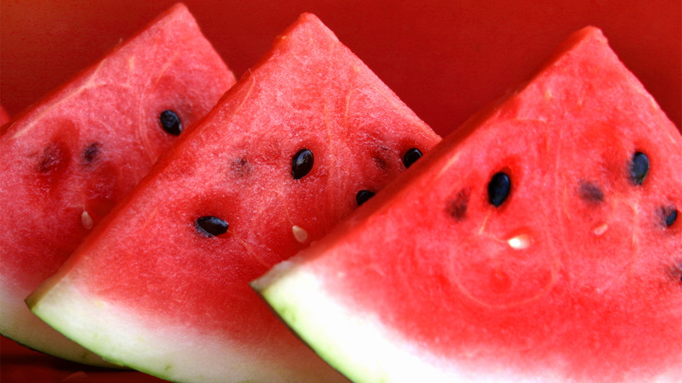 Free Watermelon high quality background ID:162648 for hd 1366x768 desktop