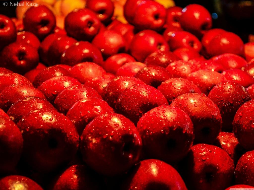 Free Apple fruit high quality wallpaper ID:296235 for hd 1024x768 PC