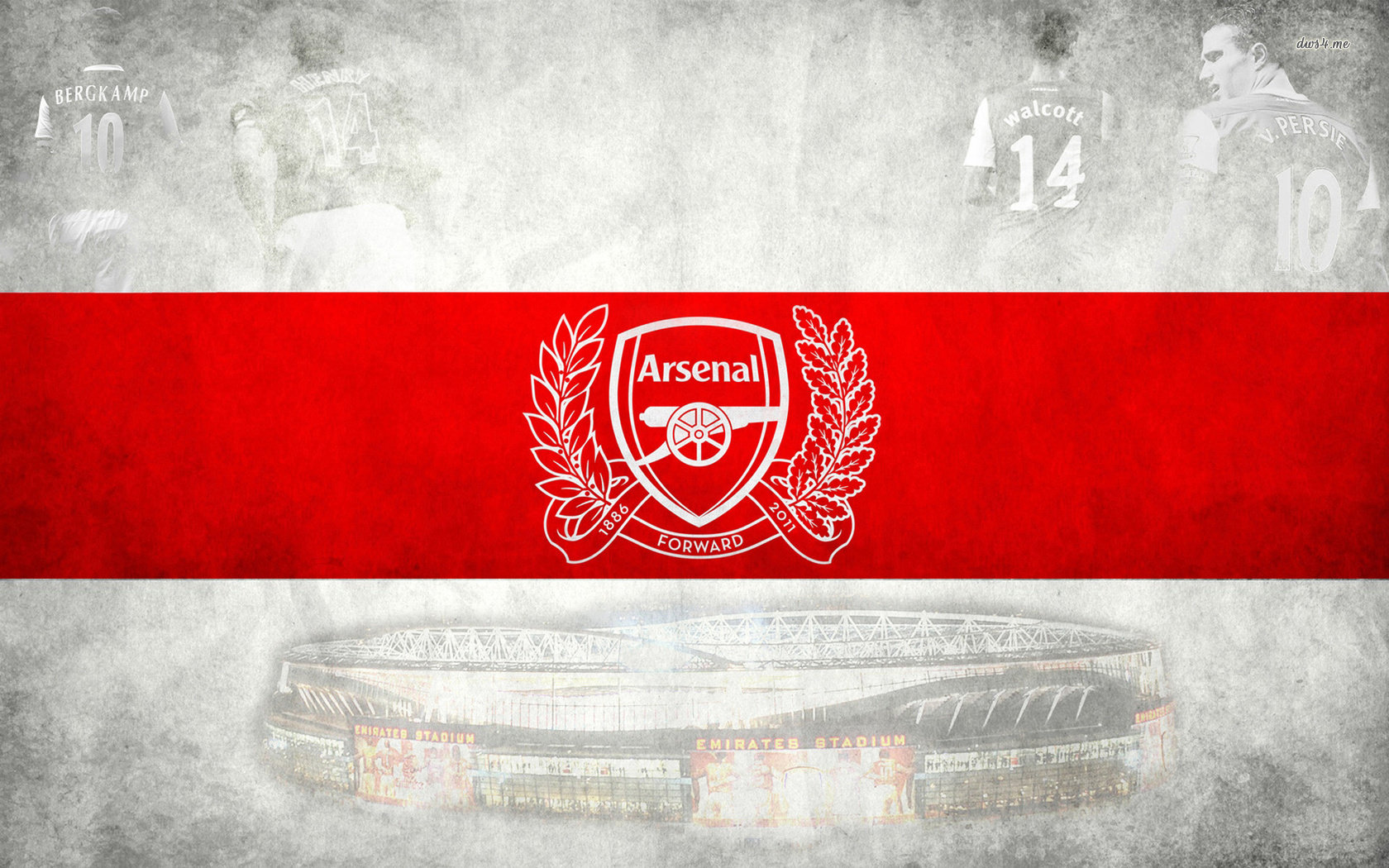 Free Arsenal F.C. high quality wallpaper ID:444784 for hd 1680x1050 desktop