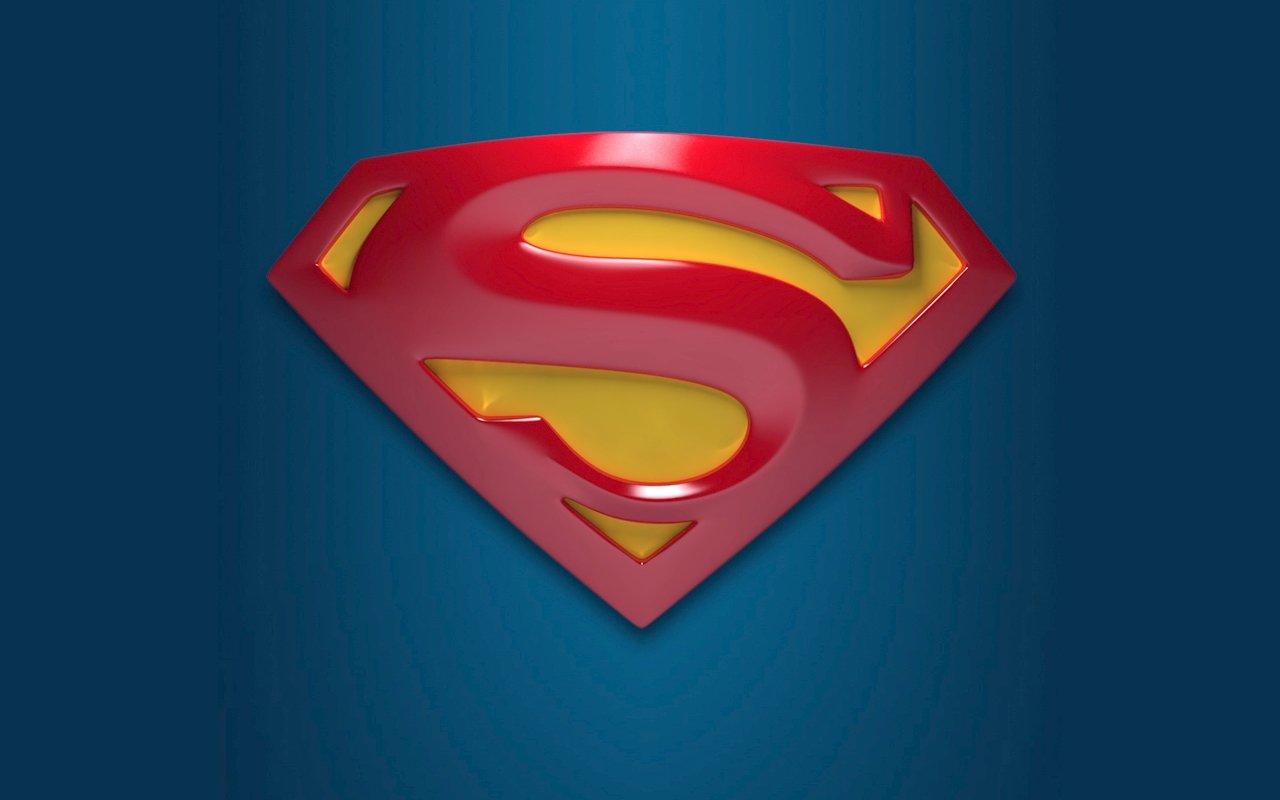 Superman Logo Wallpapers 1280x800 Desktop Backgrounds