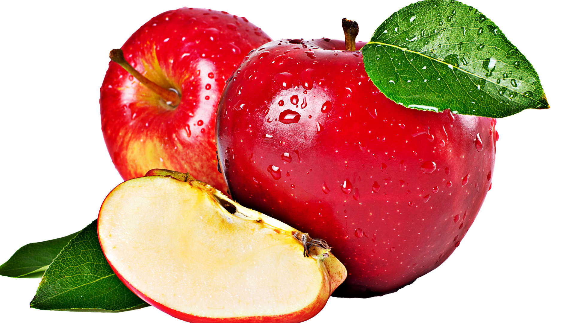 Free Apple fruit high quality background ID:295944 for 1080p PC