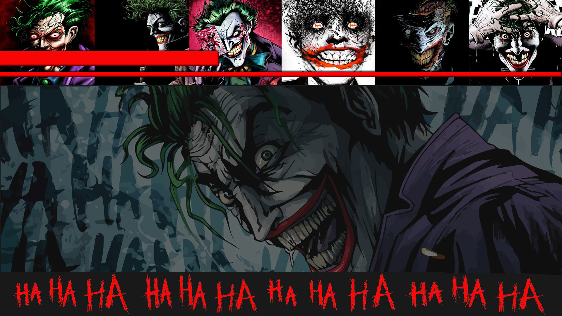 Free download Joker wallpaper ID:131205 hd 1920x1080 for computer