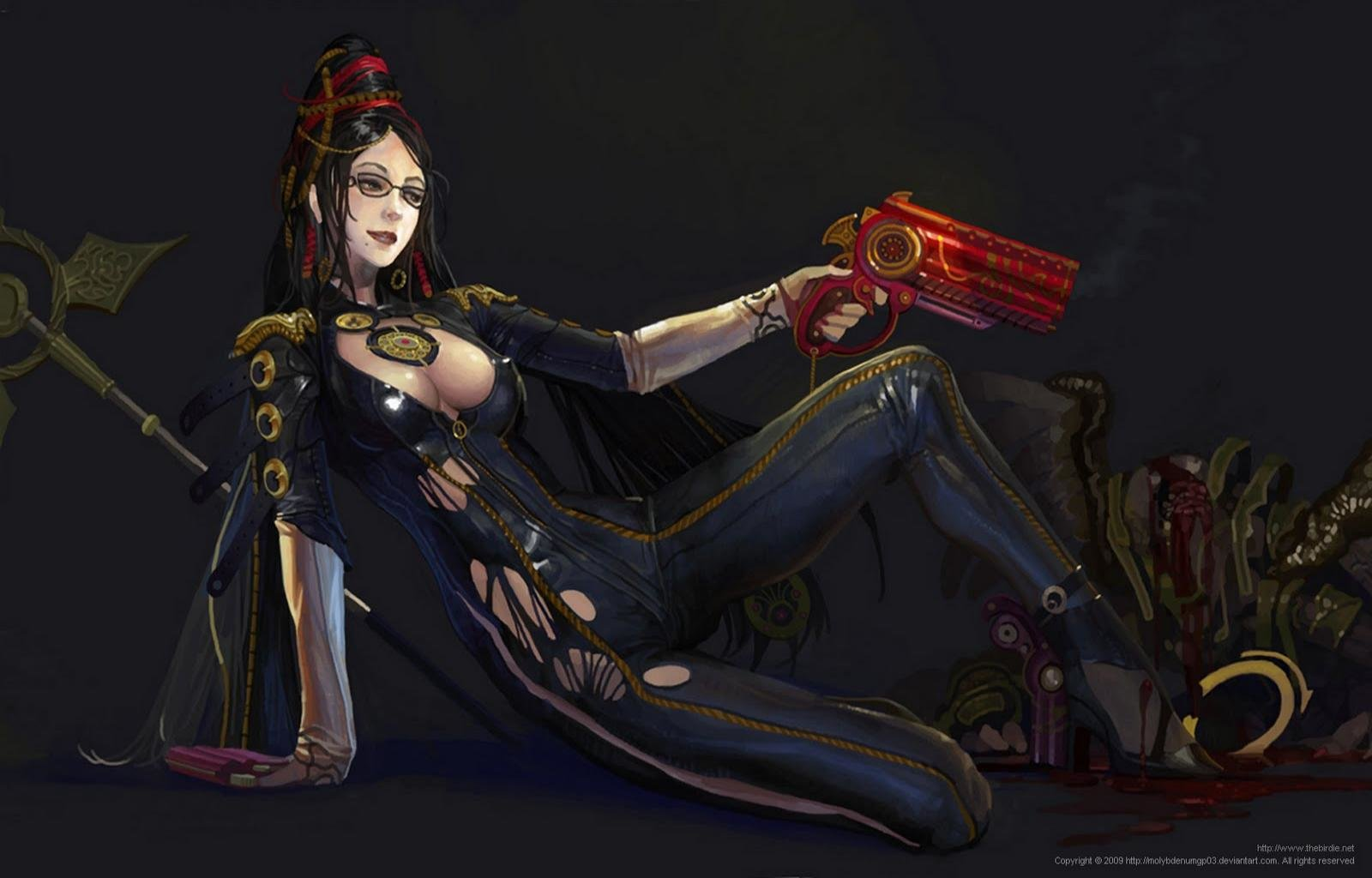 Best Bayonetta background ID:100229 for High Resolution hd 1600x1024 computer