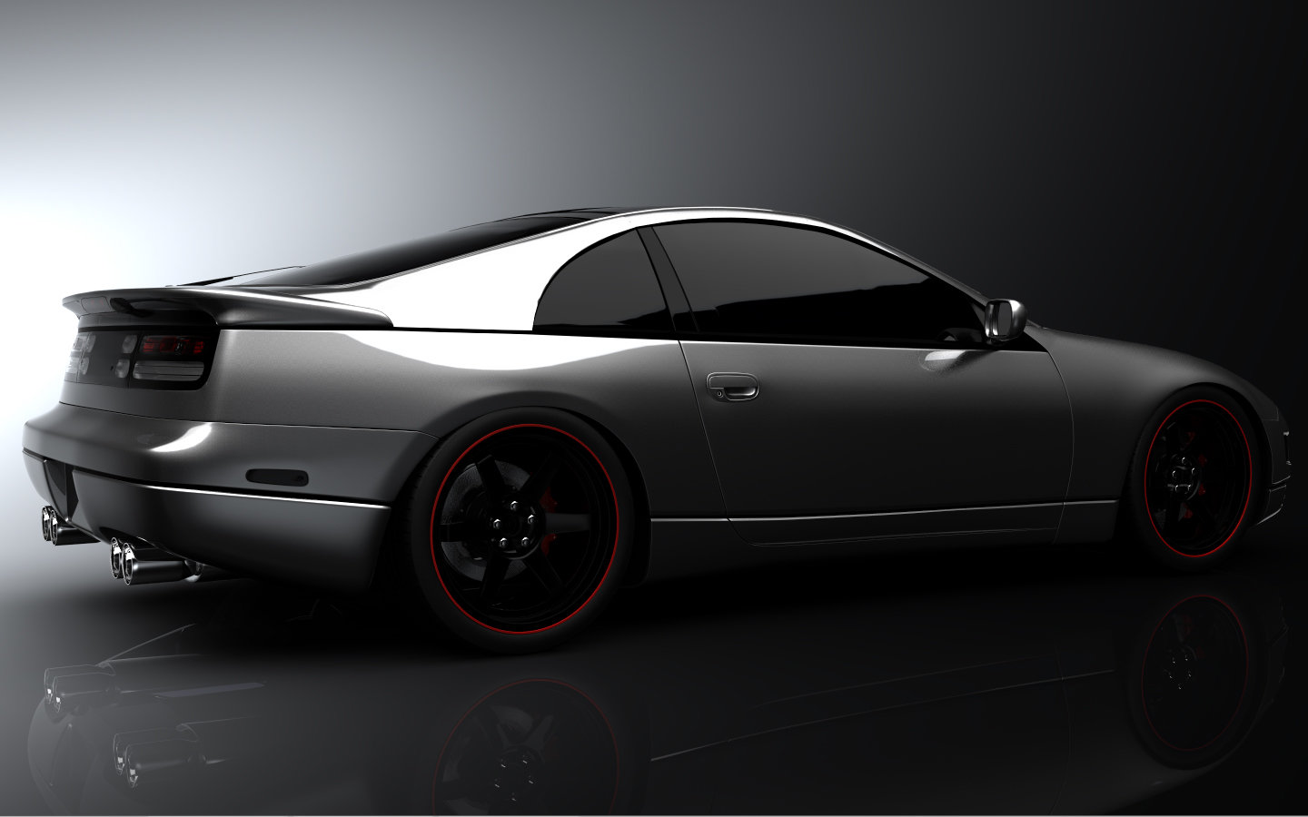 Free Nissan 300ZX high quality wallpaper ID:333745 for hd 1440x900 desktop