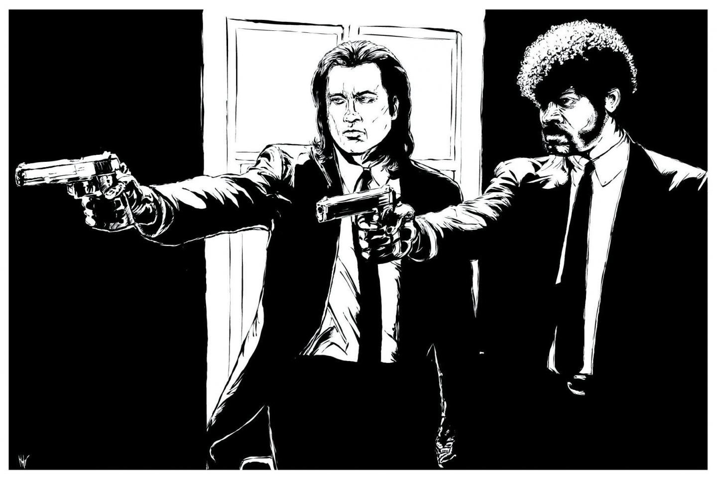 Free Pulp Fiction high quality wallpaper ID:158105 for hd 1440x960 PC