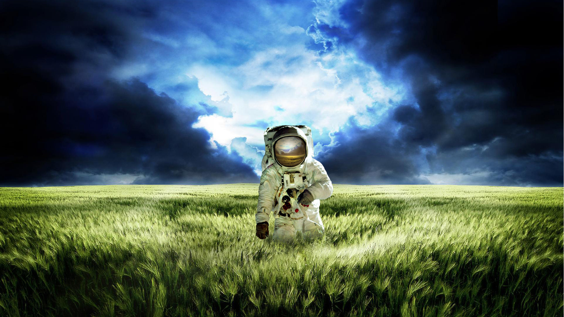 Best Astronaut wallpaper ID:101457 for High Resolution full hd PC