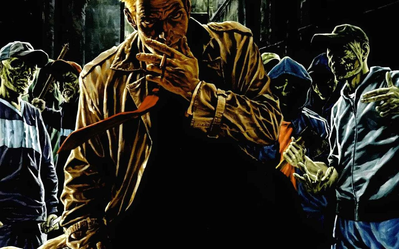 Free John Constantine Hellblazer High Quality Wallpaper Id