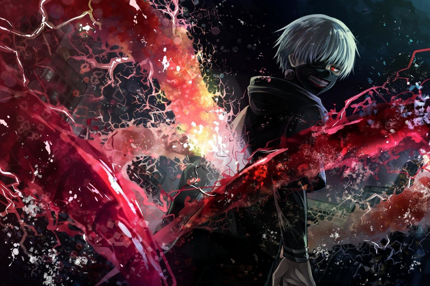 Awesome Ken Kaneki free background ID:150009 for hd 1440x960 PC