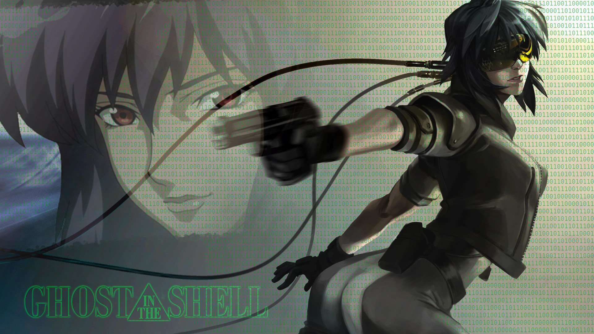 Best Ghost In The Shell wallpaper ID:442055 for High Resolution full hd PC