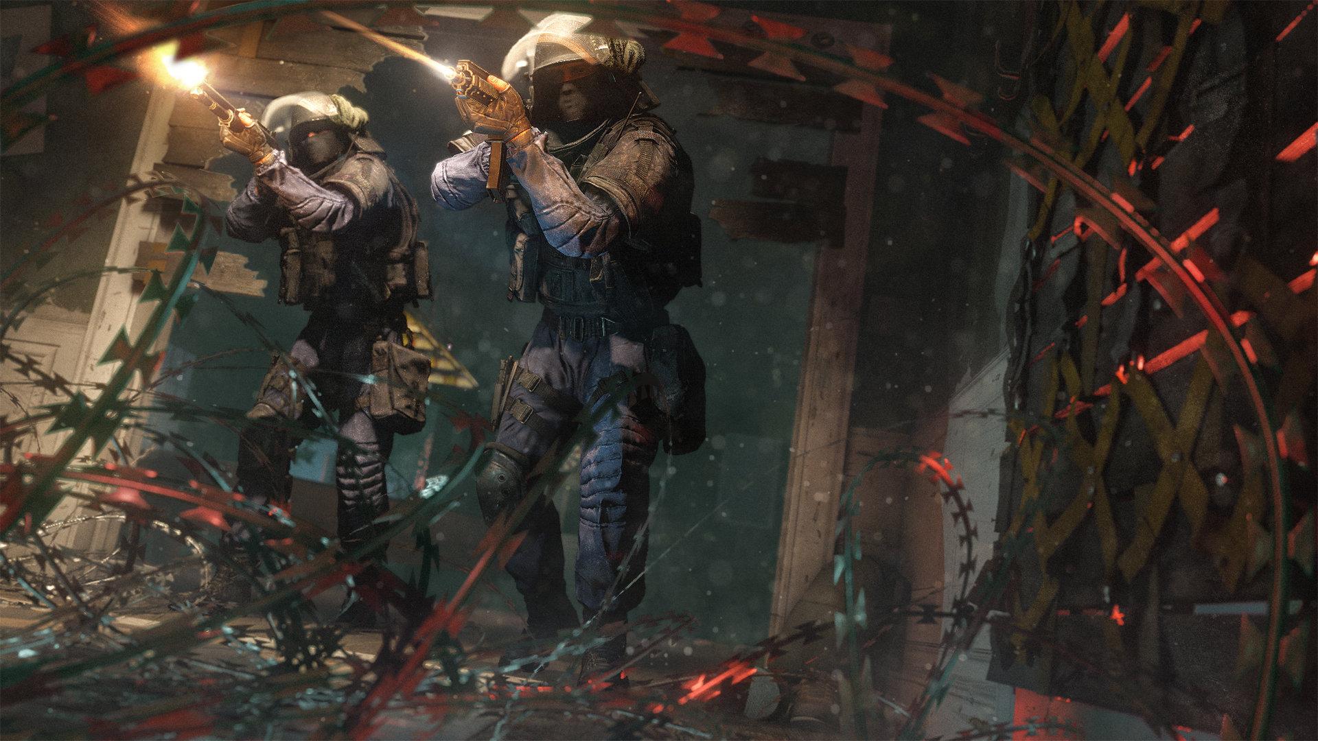 Free Download Tom Clancys Rainbow Six Siege Wallpaper Id