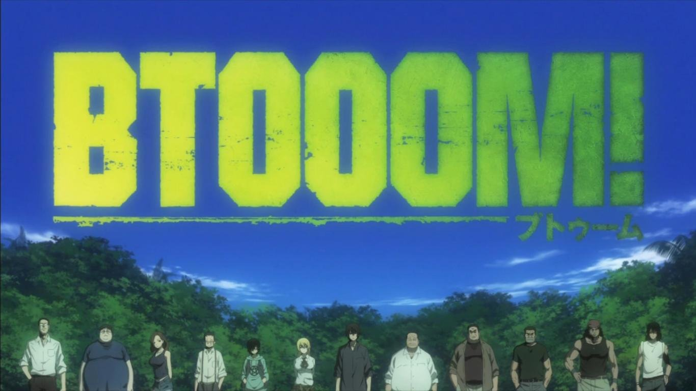 Awesome Btooom! free wallpaper ID:358293 for laptop desktop