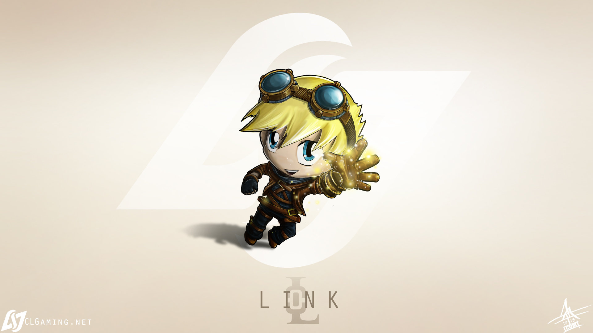 Download full hd 1920x1080 Ezreal (League Of Legends) desktop background ID:173964 for free
