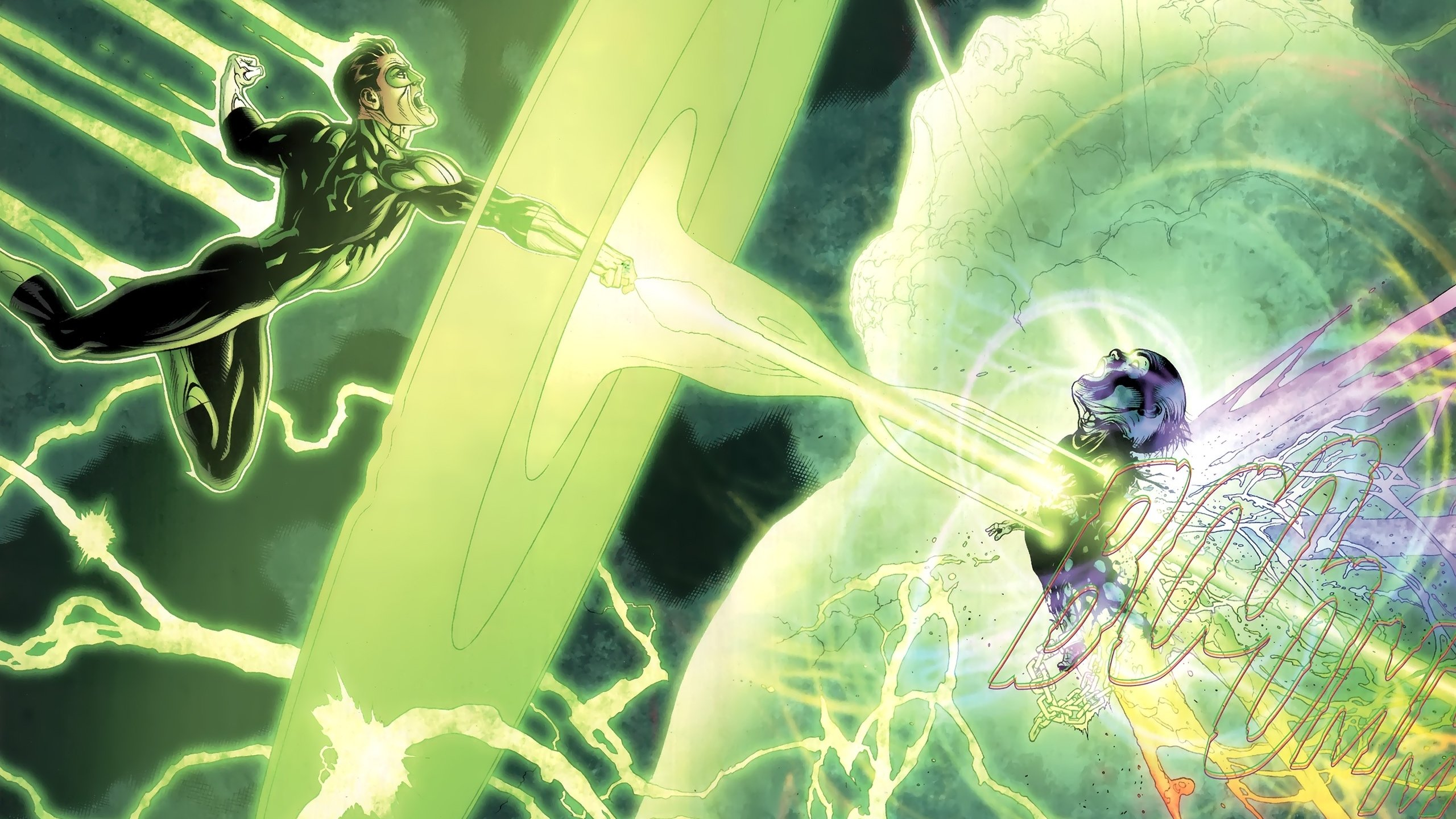 Best Green Lantern Corps background ID:277456 for High Resolution hd 2560x1440 desktop