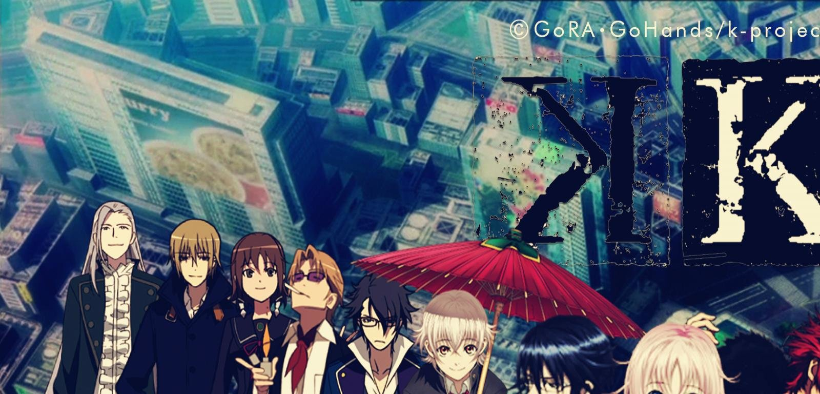 Free download K Project background ID:315679 hd 1600x768 for desktop