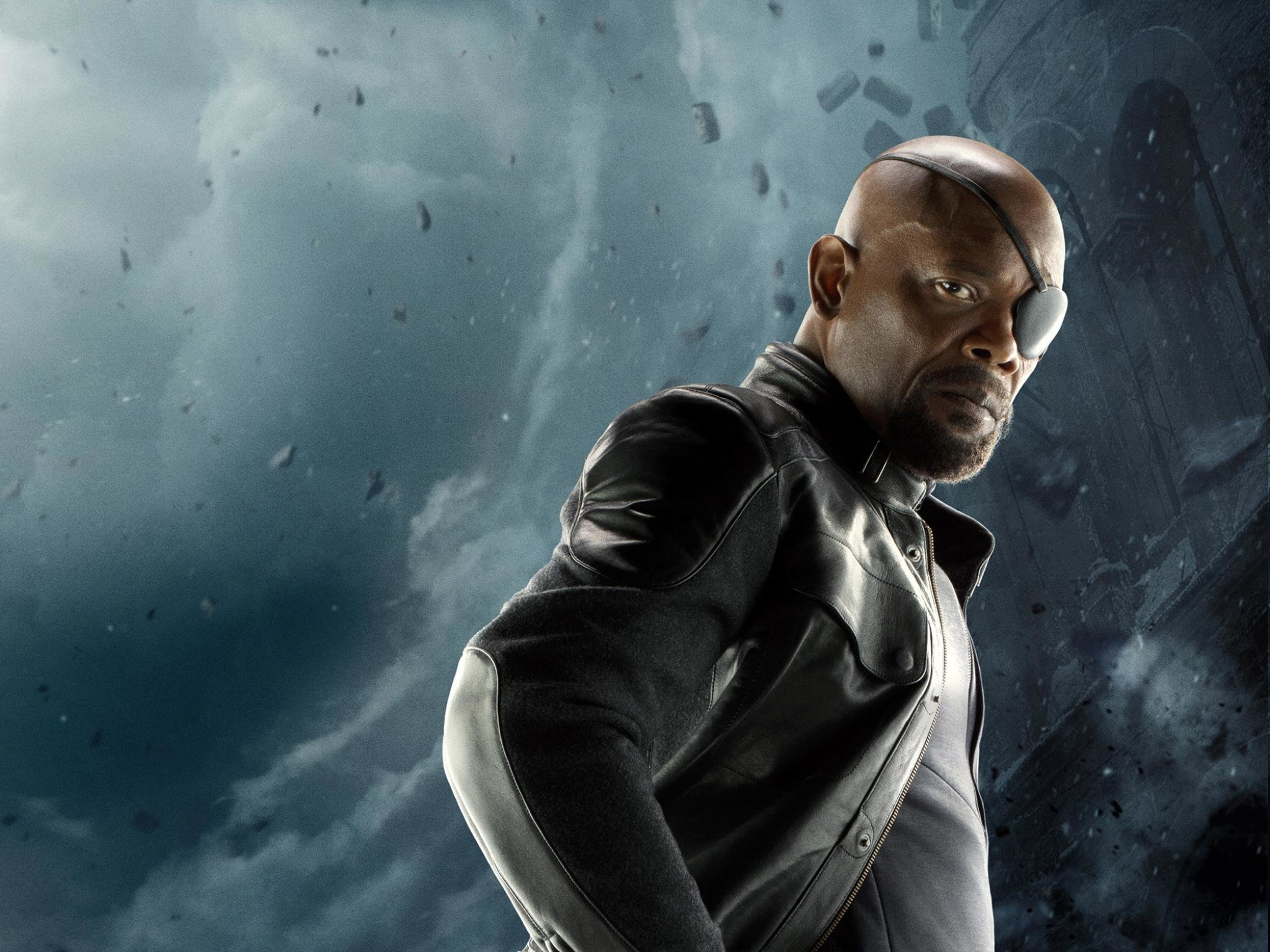 Download hd 2048x1536 Samuel L. Jackson computer background ID:243157 for free
