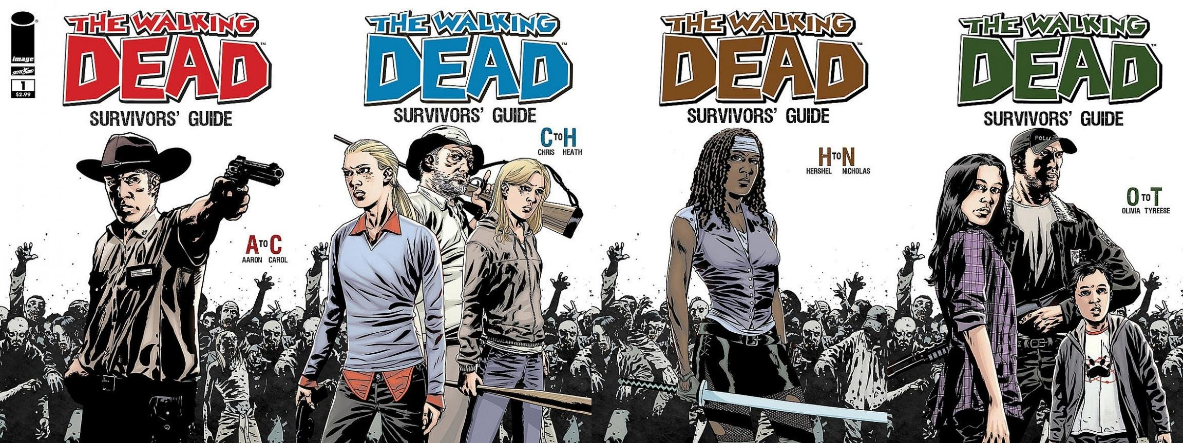 Free download Walking Dead Comics background ID:84352 dual monitor 2304x864 for computer
