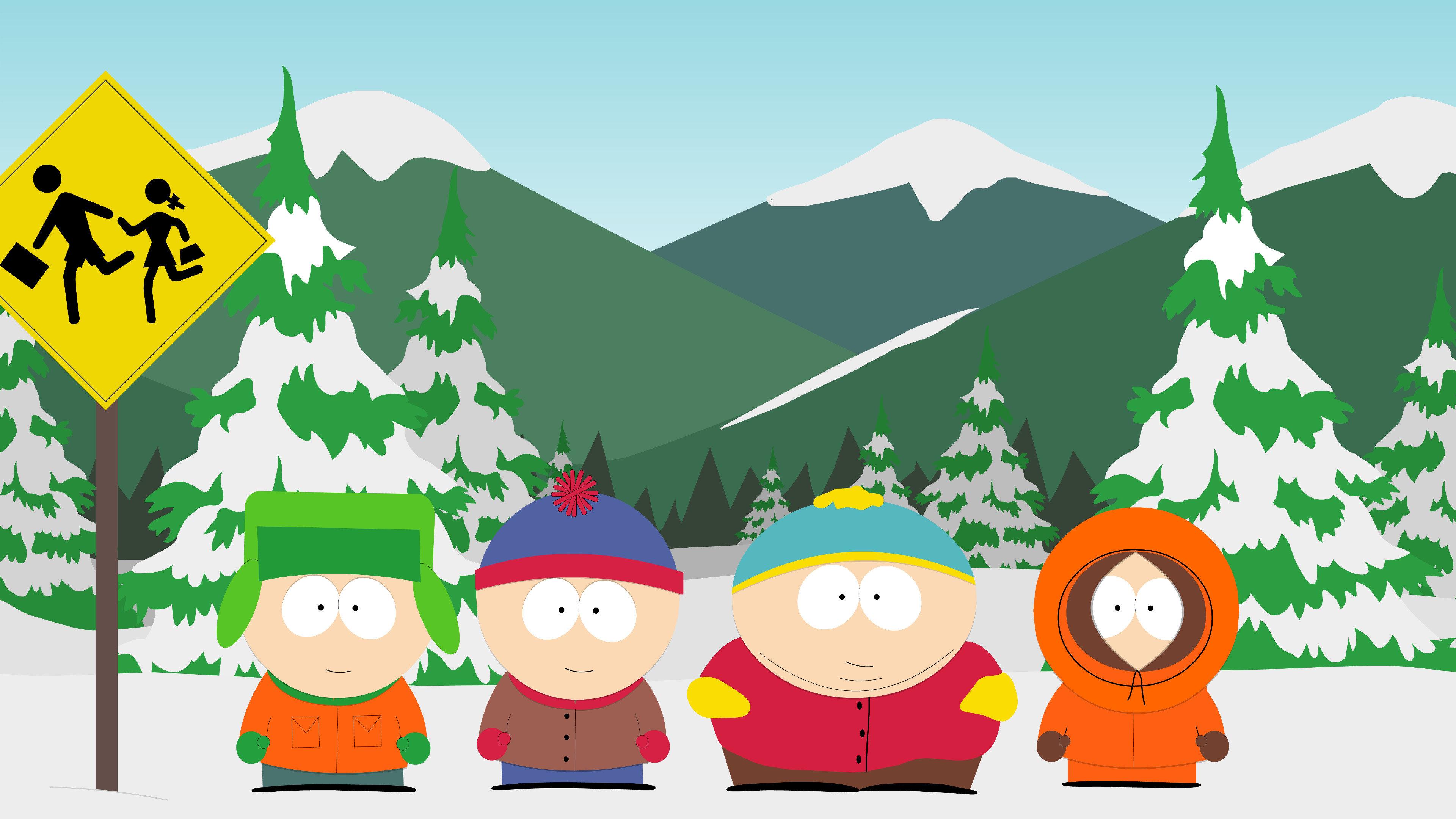 South Park Wallpapers Hd For Desktop Backgrounds