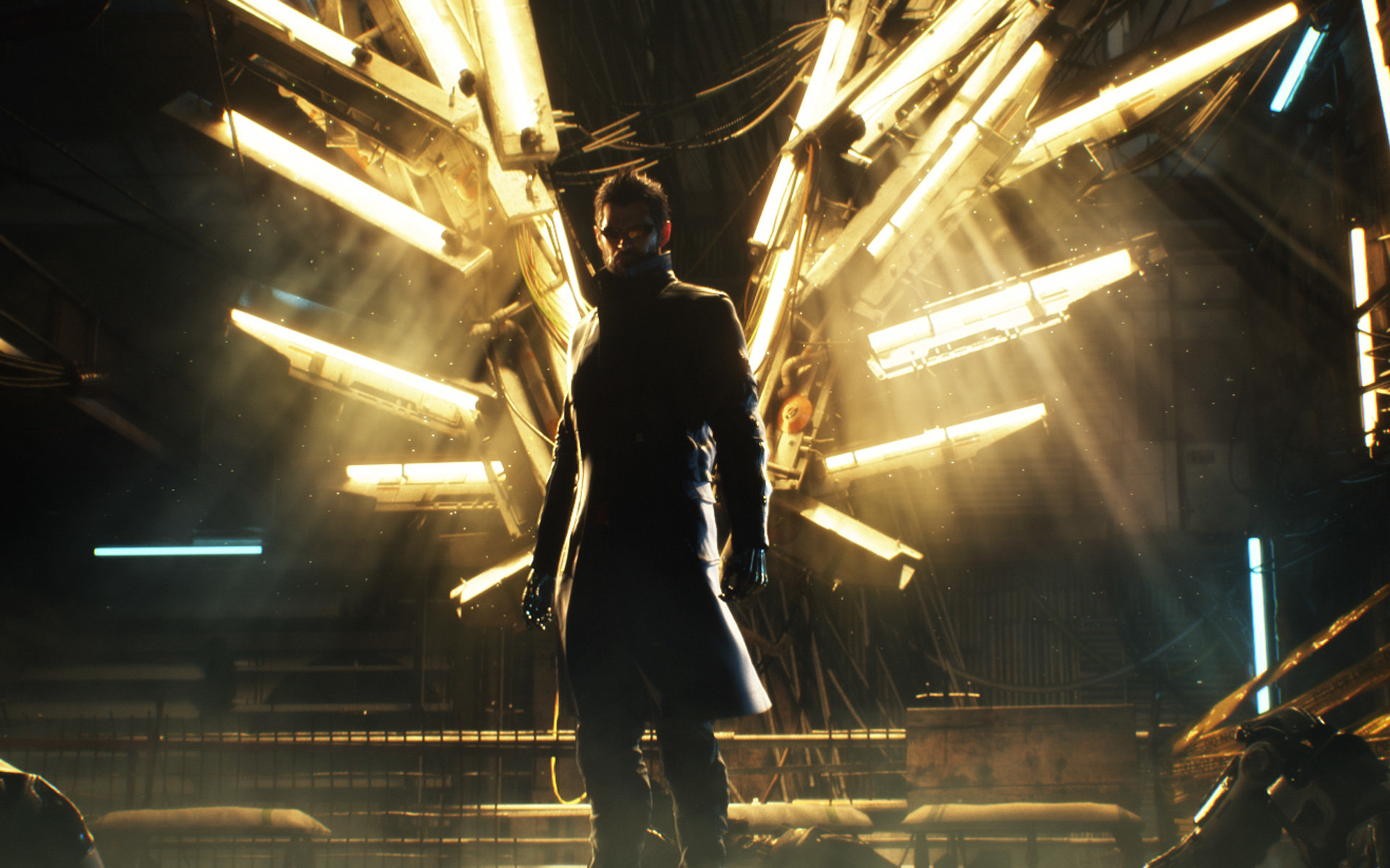 Download hd 1920x1200 Deus Ex: Mankind Divided PC background ID:144335 for free