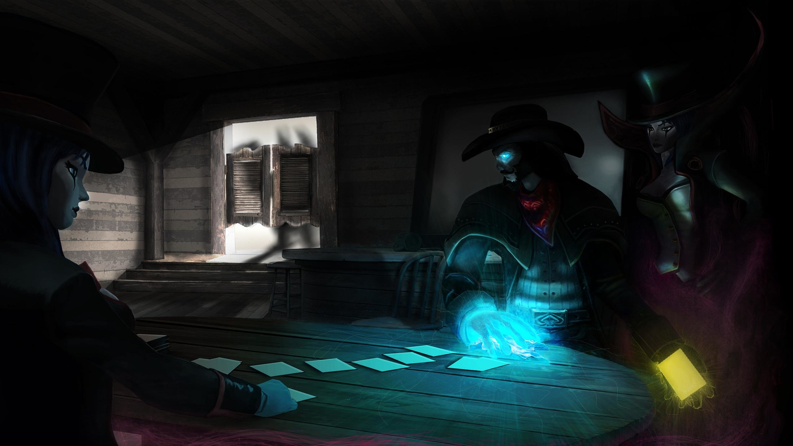 Twisted Fate League Of Legends Wallpapers Hd For Desktop Backgrounds