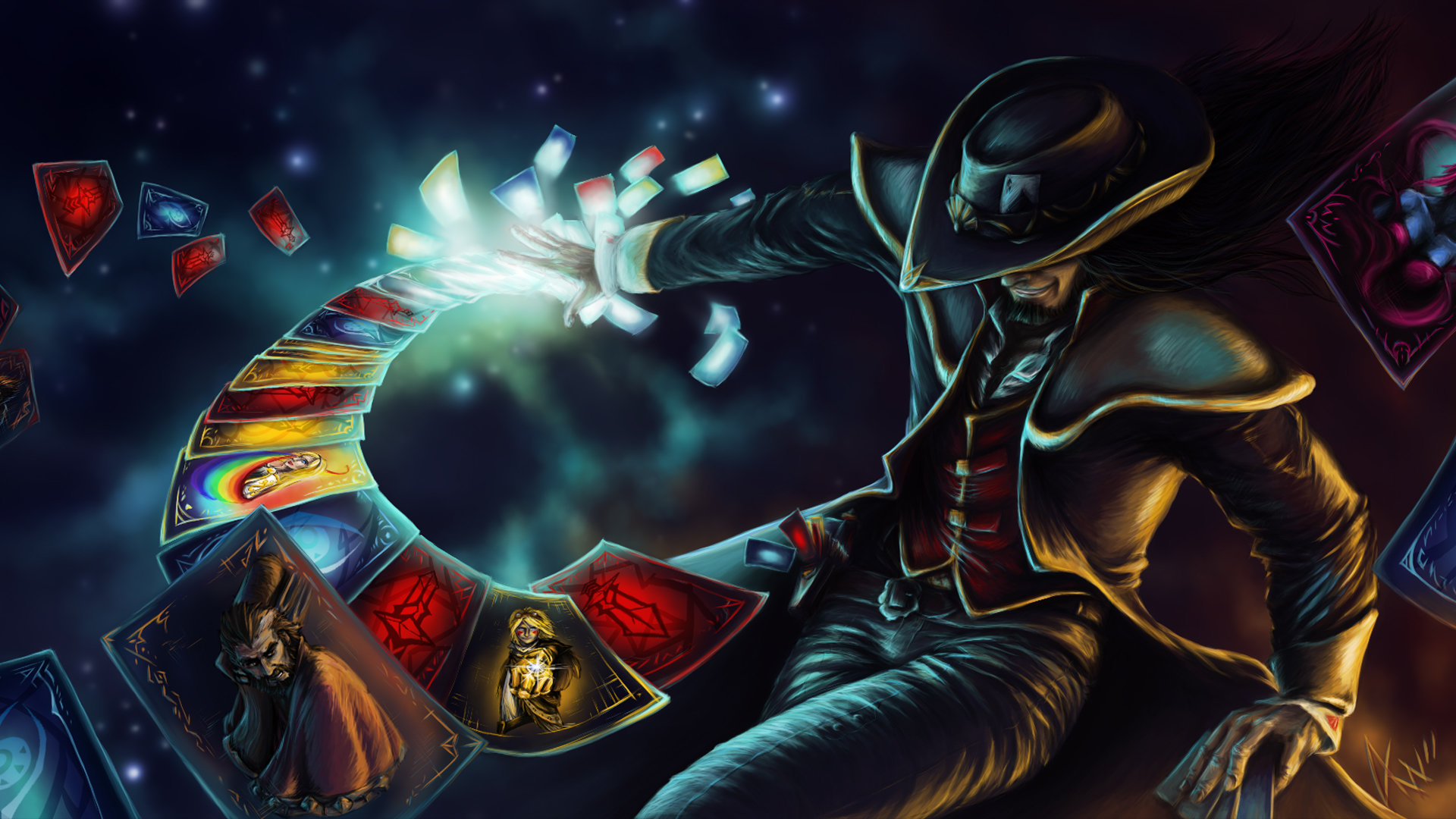 Twisted fate league of legends wallpapers hd for desktop backgrounds free twisted fate league of legends high quality background id170998 for 1080p voltagebd Images