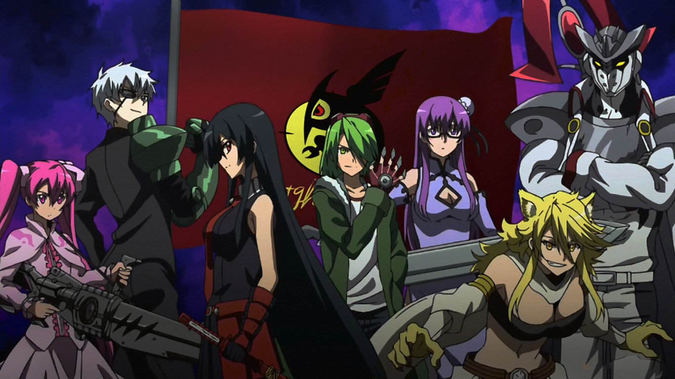 Free download Akame Ga Kill! background ID:207957 laptop for computer