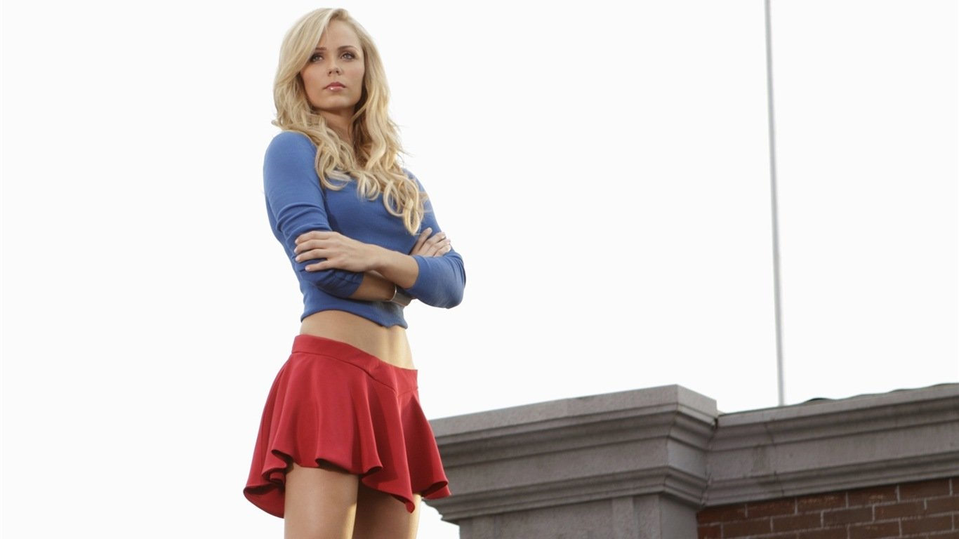 Free Laura Vandervoort high quality wallpaper ID:210295 for laptop desktop
