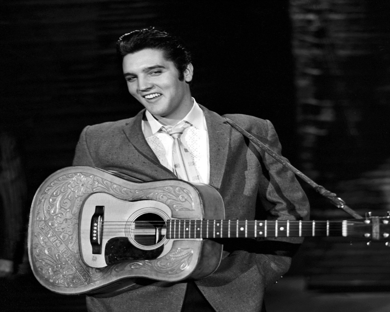 Free Download Elvis Presley Wallpaper Id 345180 Hd 1280x1024 For Pc