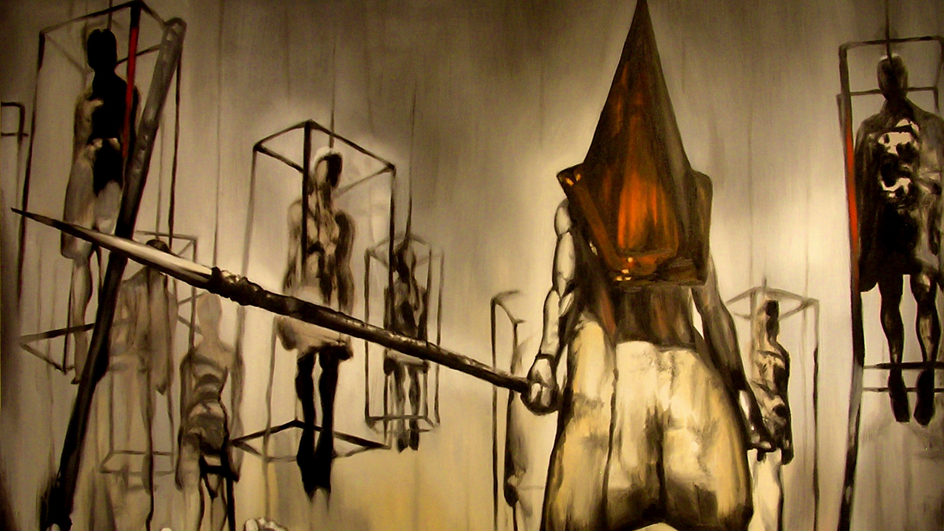 Best Silent Hill 2 Background Id 374456 For High Resolution Hd