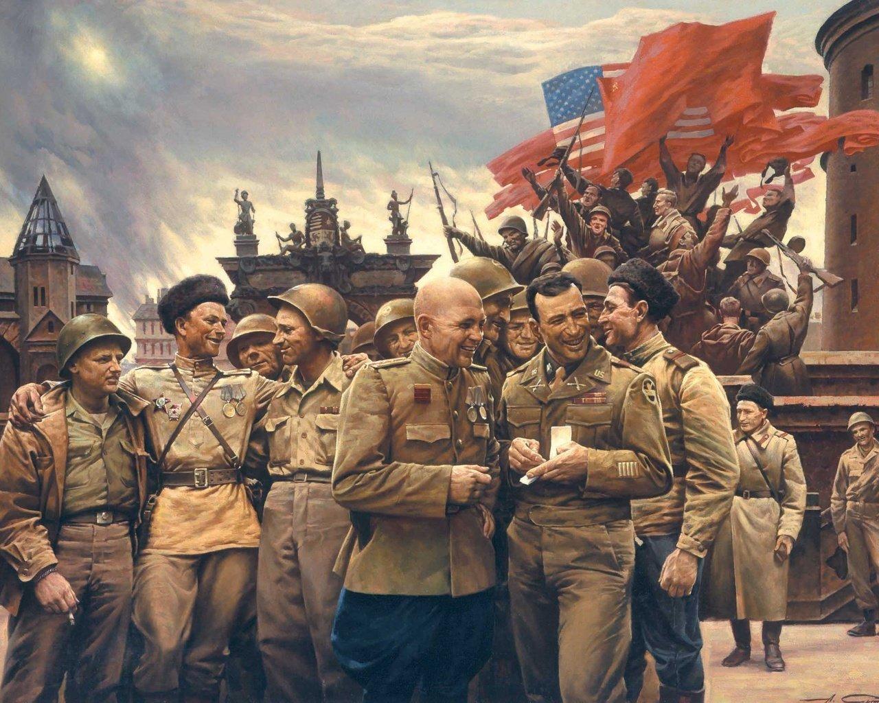 Best World War 2 Ww2 Wallpaper Id 169545 For High Resolution Hd 1280x1024 Desktop