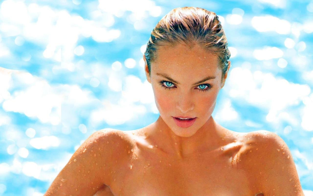 Download hd 1280x800 Candice Swanepoel PC background ID:342236 for free